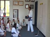 Kwan Jang Nim Lectures on the Moo Duk Kwan Key Beliefs, Liberty MDK Academy 23 Sep 17