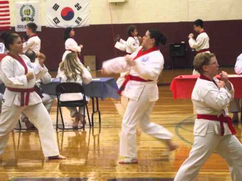Soo Bahk Do Moo Duk Kwan - 128th Dan Shim Sa