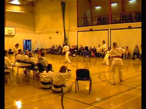 Scriven Soo Bahk Do Inter-Club competition 2009