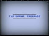 The Birdie Exercise