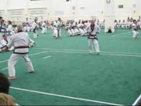 Soo Bahk Do Nationals 2007 - Hyung #5