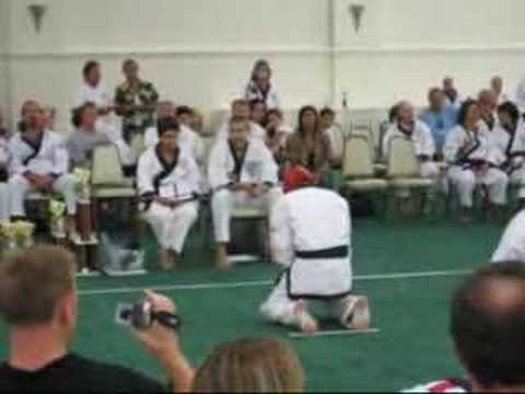 Soo Bahk Do Nationals 2007 - Sparring #25
