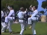 Kenyon's Soo Bahk Do Demo  1989