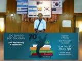 Kwan Jang Nim invites you promo for 70th reedit