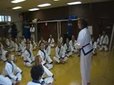 Kwan Jang Nim's Lecture on Moo Do Identity, Leadership seminar by Colston SBN, Useful training techniques by Morey SBN.
