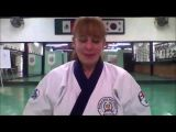 Moo Duk Kwan 75th Anniversary Pilar Leguel Interview