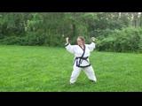 Rebekah White — Moo Duk Kwan International Virtual Competition