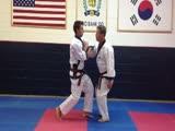 Sleeve Elbow Same Side Grips #1 - #4