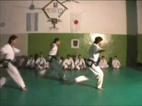 Su Bahk Do 2007 (video Mendoza)
