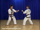 Red Sparring Combination 1 (Dae Ryun Cho Hap Il Bon)