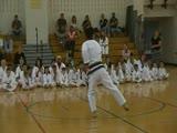 Ko Dan Ja Hyung Demo at WCMDK Tournament 2014