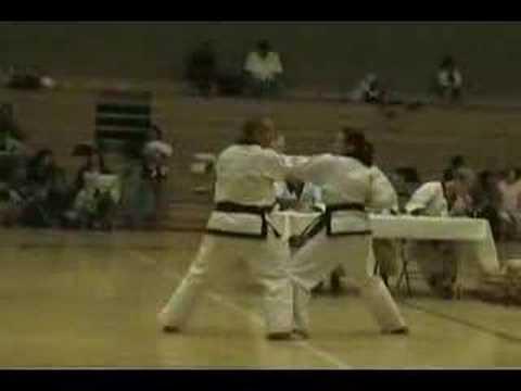 Soo Bahk Do Dan Test in Santa Barbara, Ca 10.27.2007