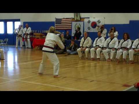 Soo Bahk Do Moo Duk Kwan - 2010 Mid Hudson Regional Tournament