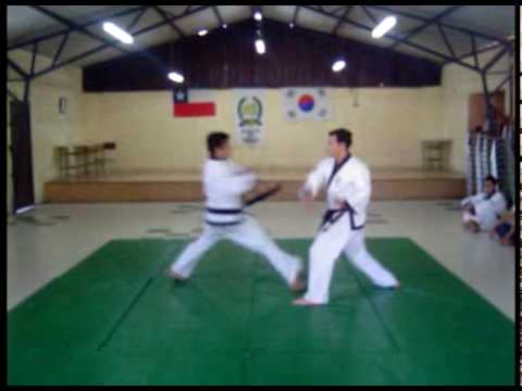 SU BAHK DO MU DUK KWAN CHILE