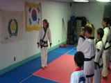 Elaine Phillips Kyo Sa Teaching 1
