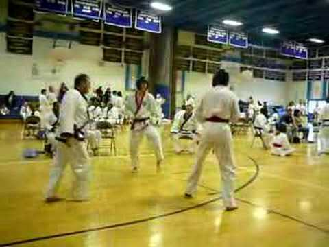 2008 Soo Bahk Do sparring