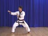 Nai Han Ji 2 (Ee Dan) Form (Hyung)